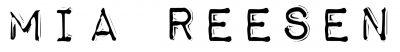 Mia Reesen logo